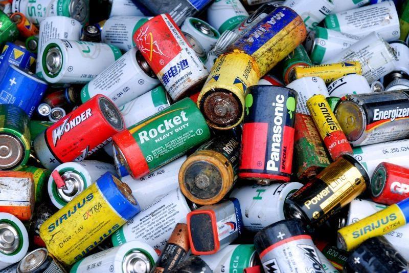 EEPA reikalauja stabdyti galvaninių elementų supirkimą