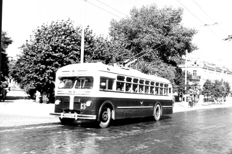 Vilniaus troleibusams sukako 55 metai
