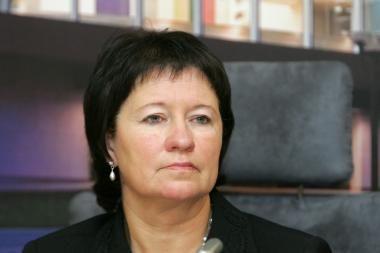 Seimo vicepirmininkė: A.Sacharukas nekaltas, kaltas L.Karalius