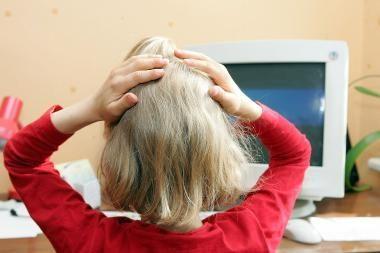 Emocinė parama internetu leidžia pasijusti lengviau