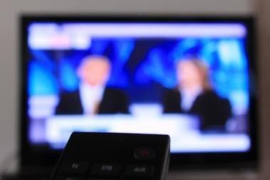 Graikijos laikinoji visuomeninė televizija pradėjo pirmąsias transliacijas