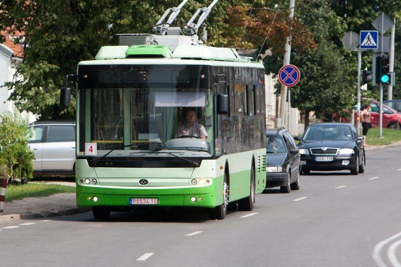 Viešuoju transportu dažniausiai naudojasi dirbantis jaunimas