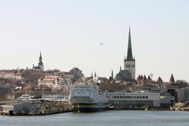 Kainos Estijoje mažėja trečią mėnesį iš eilės