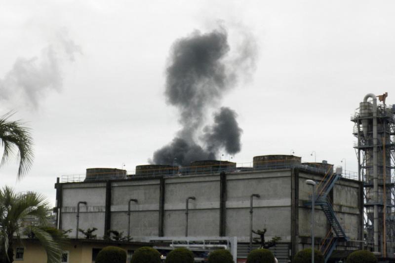 Japonijoje per sprogimą chemijos įmonėje žuvo vienas žmogus