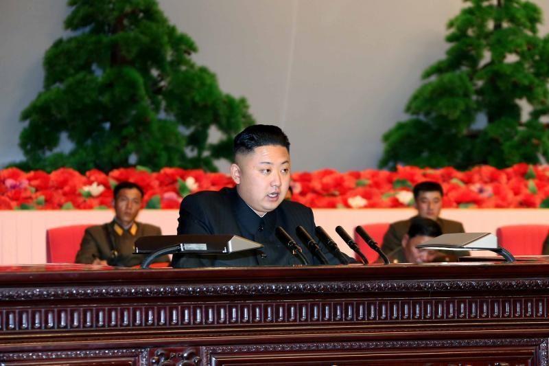 Šiaurės Korėja reikalauja branduolinį ginklą turinčios šalies statuso