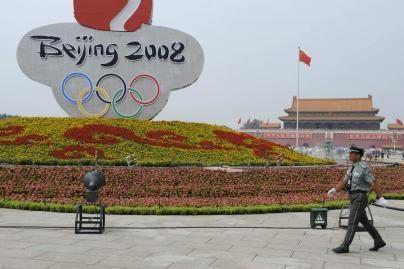 Kinijos valdžia: olimpinės žaidynės bus saugios