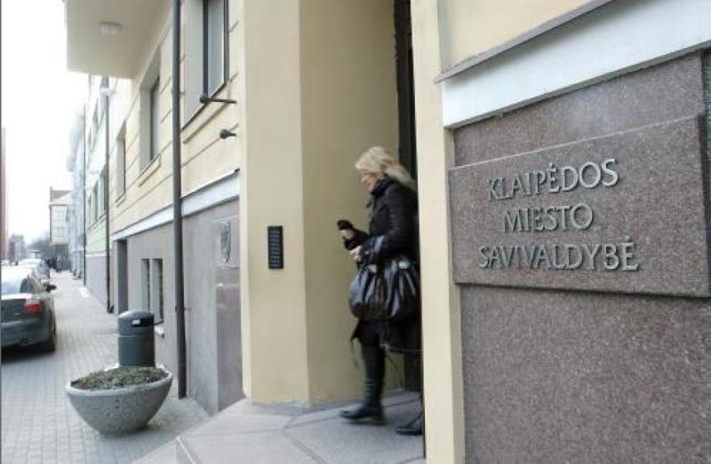 Klaipėdos valdininkai atsisako tarnybinių butų