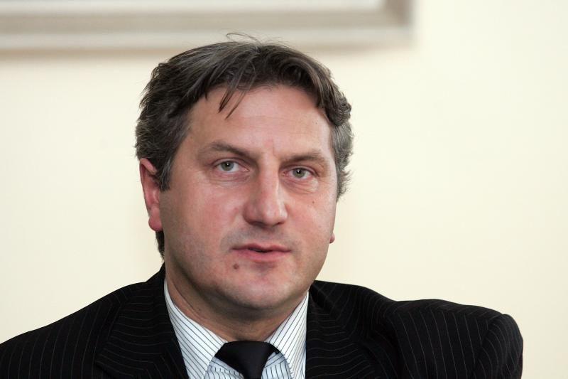 Socialdemokratas S.Gegieckas atleistas iš Pakruojo mero pareigų