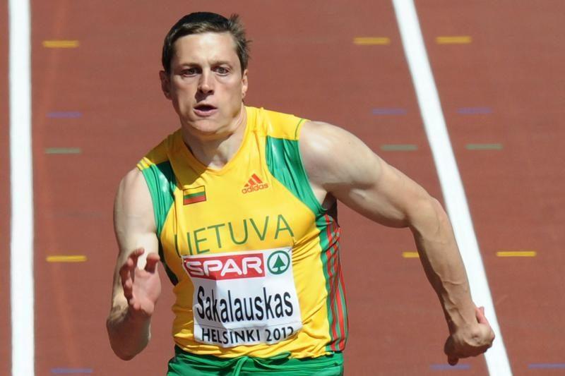 Lietuvos bėgikai lengvai pateko į savo rungčių pusfinalius