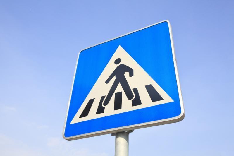 Policija: pėstieji nenešioja atšvaitų ir vaikšto, kur draudžiama