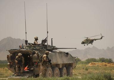 JAV Kongresas patvirtino naują biudžetą karui Afganistane
