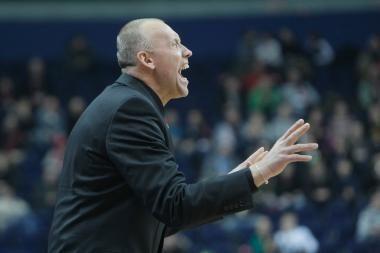 """R.Kurtinaitis: """"Partizan"""" mus pranoko visais atžvilgiais"""