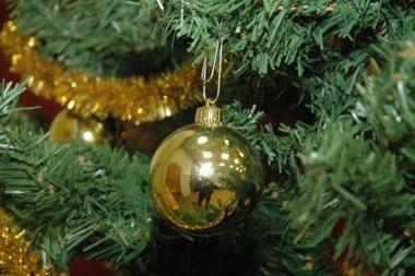 Sekmadienį Justiniškėse bus įžiebta Kalėdų eglė
