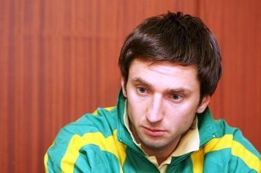 D.Šembero komanda pakilo į antrąją vietą Rusijoje