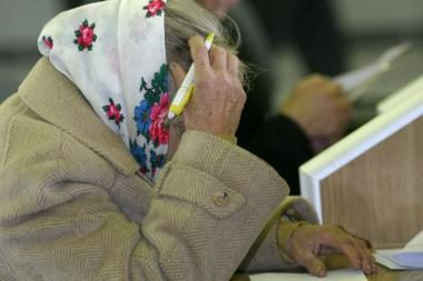 D.Jankauskas: nuo 2026 metų gali būti nebenustatomas pensijos amžius