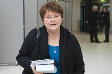 Z.Kelmickaitės vietą Vilniaus miesto taryboje gali užimti R.Čiupaila