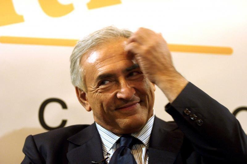 TVF vadovas Straussas-Kahnas apkaltintas dalyvavęs prostitucijoje