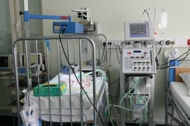 Nuo pandeminio gripo mirė dar vienas žmogus