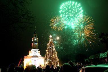 Kalėdos savame mieste - jaukios ir skambančios