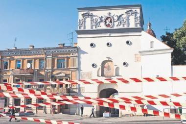 Vilniaus valdžios planai: įvažiavimas į senamiestį kainuos 5 litus
