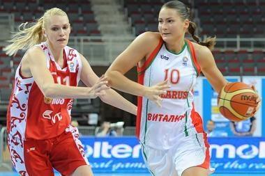 Moterų krepšinio žvaigždėms imponuoja seksuali lietuviška apranga