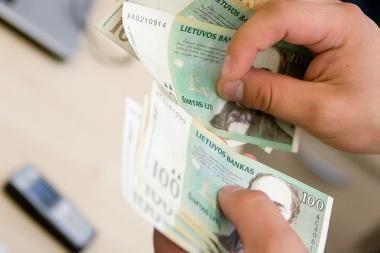 Kovai su šešėline ekonomika skatinti - 218 tūkst. litų