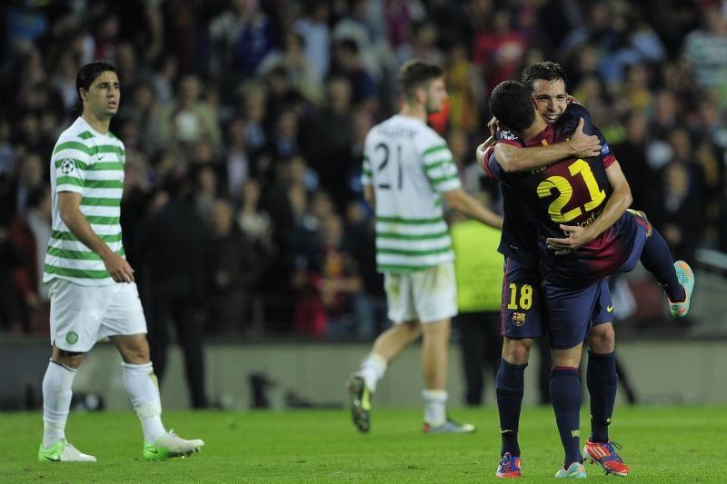 "Čempionų lyga: ""Chelsea"" krito, ""Barcelona"" gerbėjams patampė nervus"