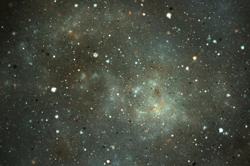 Astronomai gretimame M4 spiečiuje aptiko keistą, nesenstančią žvaigždę