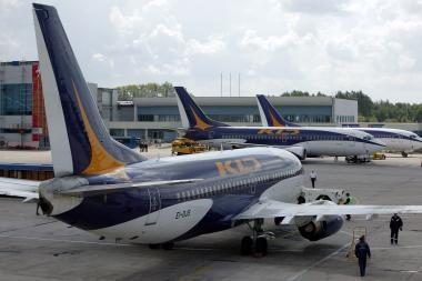 Per plauką išvengta lėktuvo katastrofos