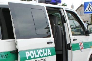 Pranešta apie sostinės Piliakalnio gatvėje rastą sprogmenį (papildytas)