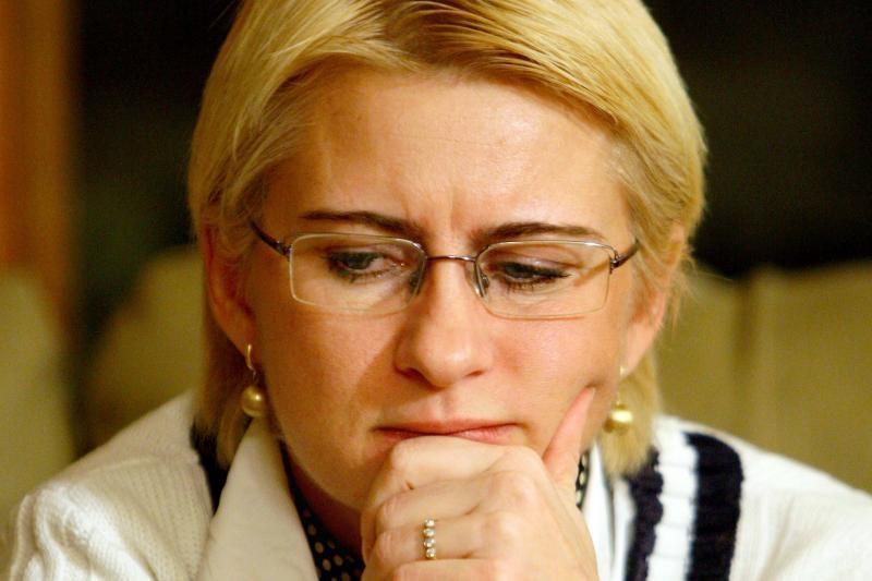 Paskelbta Seimo narės N. Venckienės paieška