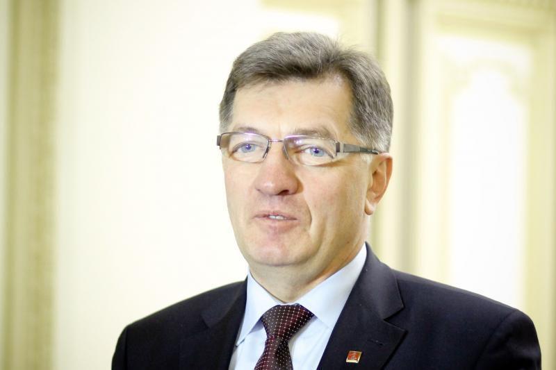 A.Butkevičius: socialdemokratai patenkinti Seimo rinkimų rezultatais