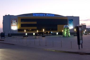 """Vilniaus """"Siemens"""" arenos savininkai negavo lengvatų už 2,5 mln. litų"""