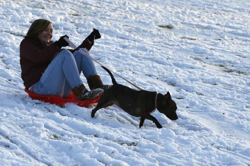 Lietuvoje išliks  žiemiškai  šalti  orai