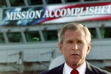 Išėjus JAV kariams irakiečius sukaustė baimė