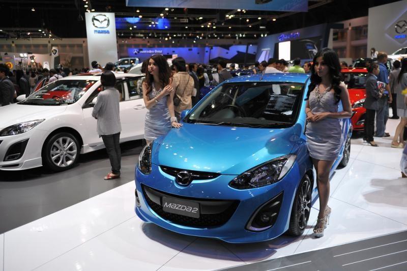 """""""Mazda"""" planuoja išleisti pigų automobilį """"Mazda1"""""""