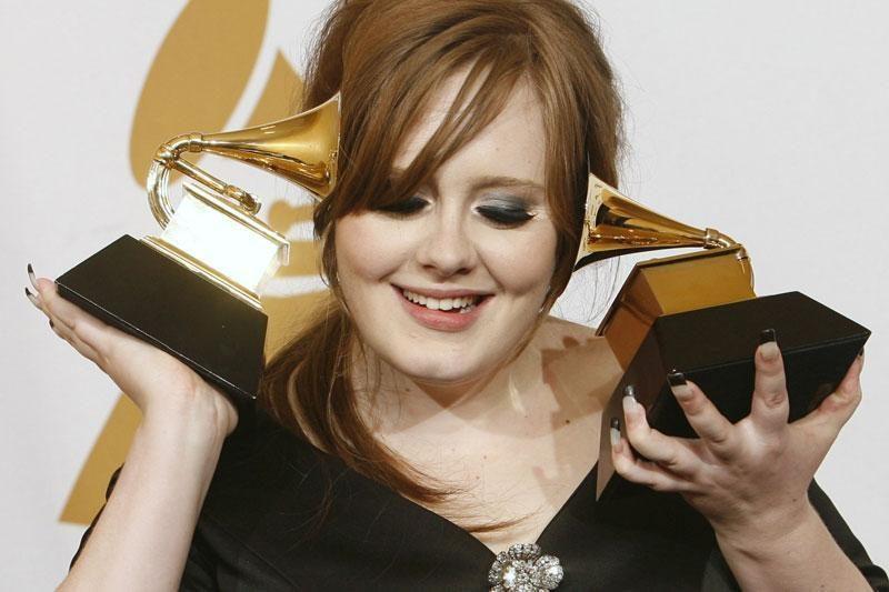Atlikėjos Adele laukia naujos ovacijos