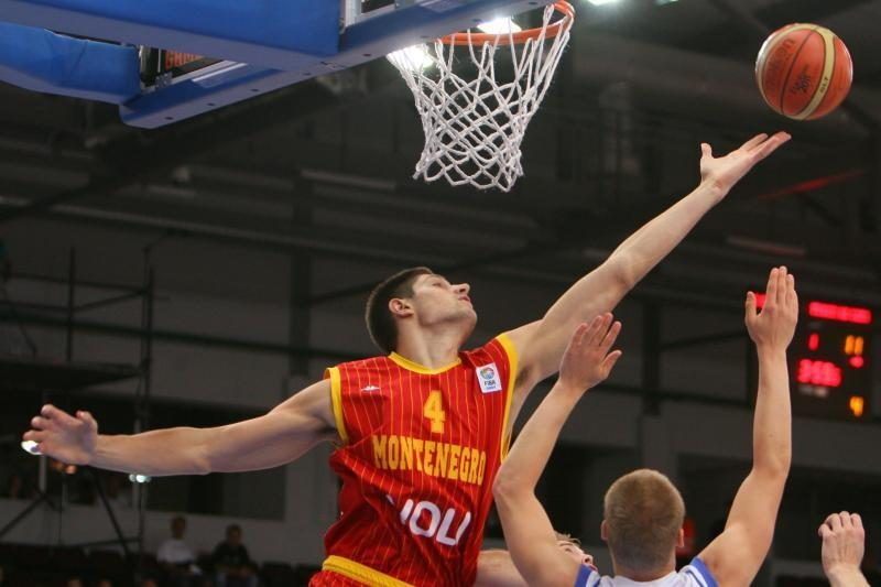 Juodkalnietis - naudingiausias Europos taurės savaitės žaidėjas