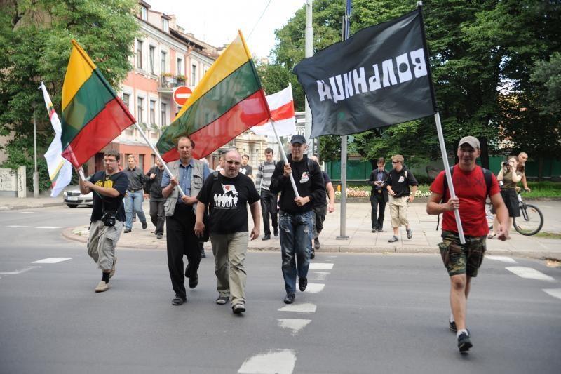 Didžioji dalis Lietuvos gyventojų nepritaria nacionalistų eitynėms