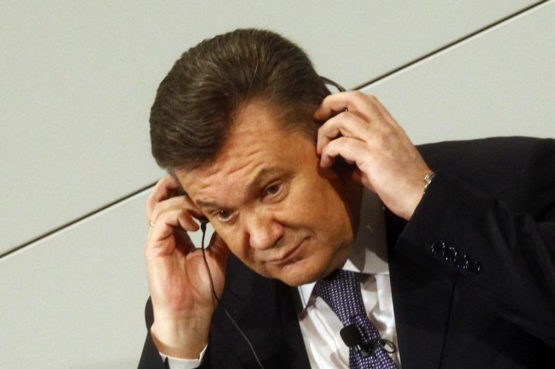 Ukrainos prezidentas žada apsispręsti dėl kalbų vartojimo įstatymo