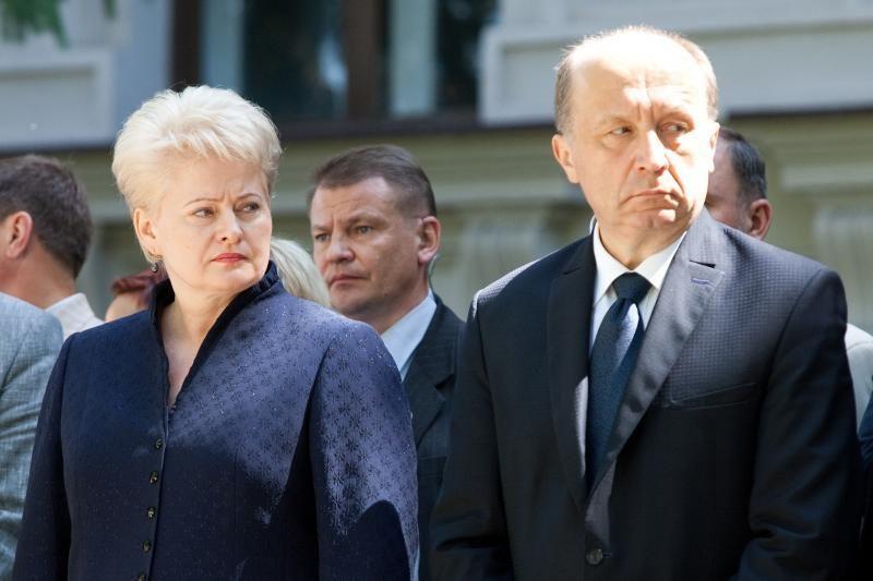 A.Kubilius: su prezidente sutariame neblogai, tenka ir pasiginčyti