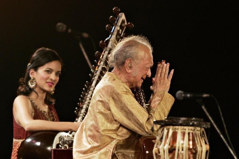 R. Shankaras: gitaros genijus ir pasaulio muzikos krikštatėvis