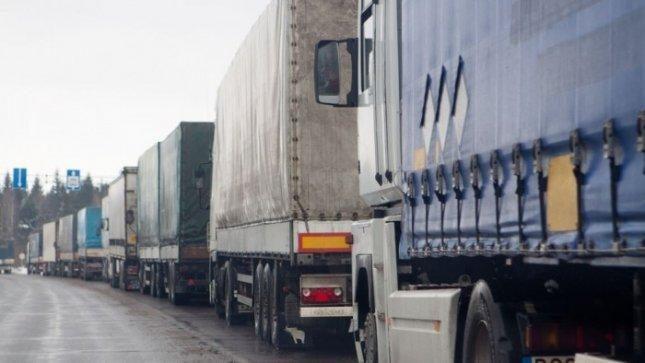 Baltarusija mėnesiui įveda eismo apribojimus vilkikams (žemėlapis)