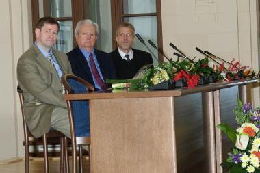 Įteiktos Mokslo premijos užsienio lietuviams mokslininkams