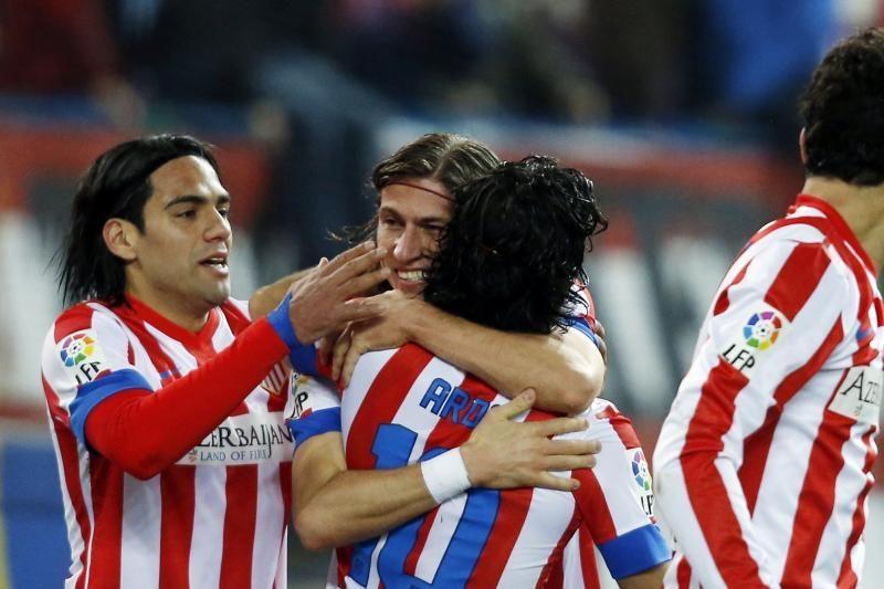 """Nuostabus vartininko žaidimas padėjo """"Atletico"""" įveikti """"Real Betis"""""""