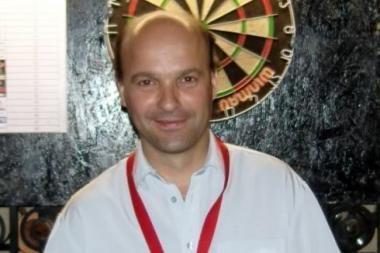 A.Čiplys - pasaulio reitingo smiginio turnyro Estijoje nugalėtojas
