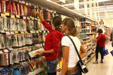 Rugpjūtį kainos sumažėjo 0,3 proc.