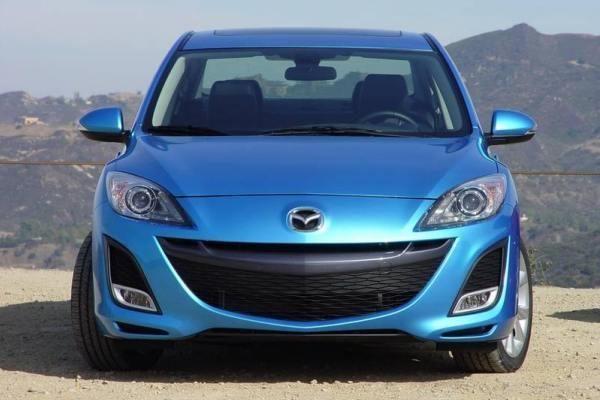 """""""Mazdai3"""" – 5 žvaigždutės už saugumą"""