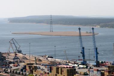Klaipėdiečiai skeptiški dėl dujų terminalo statybų sėkmės