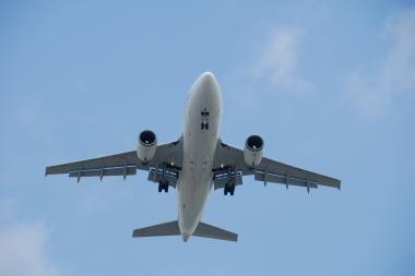 Skrydį iš Briuselio į Vilnių sutrikdė lėktuvo gedimas